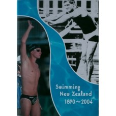 Swimming New Zealand History Book
