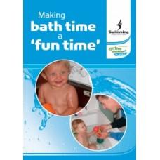 Waterproof BathTime Activity Booklet