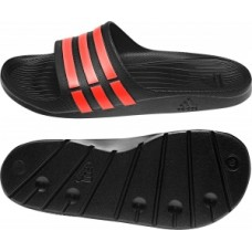 Duramo Slide - Black/Red