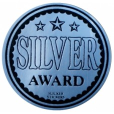 Silver Challenge Sticker