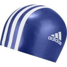 Silicone 3S Cap - Blue/White