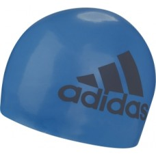 Silicone Cap - Blue/Navy
