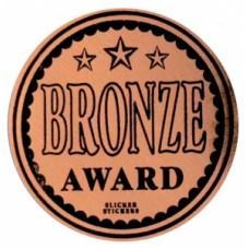 Bronze Challenge Sticker