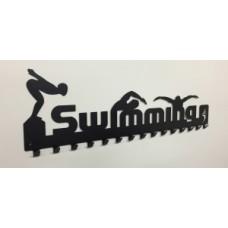 Swimming Medal Hanger