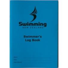 Senior Swimmers Log Book